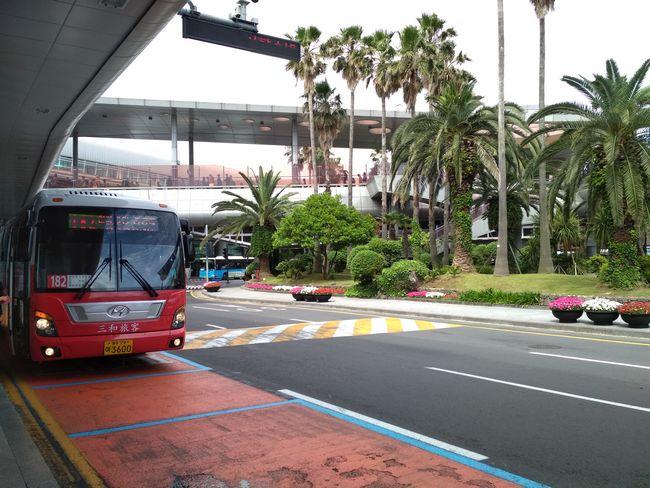 Городские автобусы Южная Корея