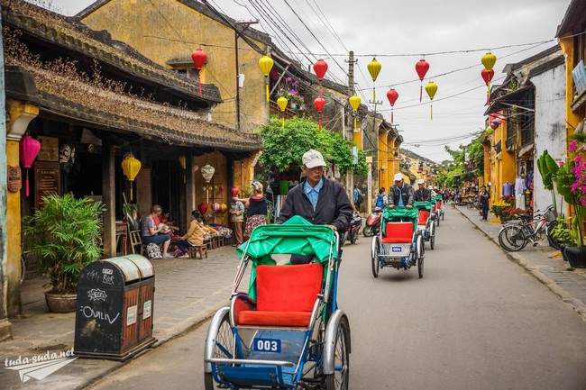 хойан вьетнам отдых
