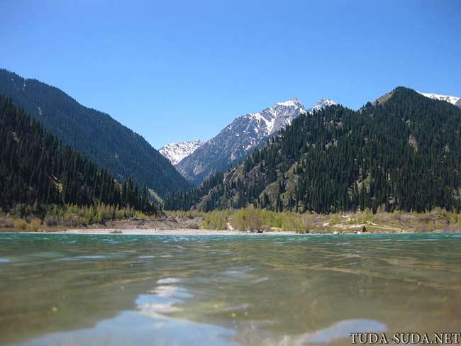 Иссыкское озеро как добраться