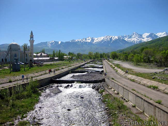Река Иссык