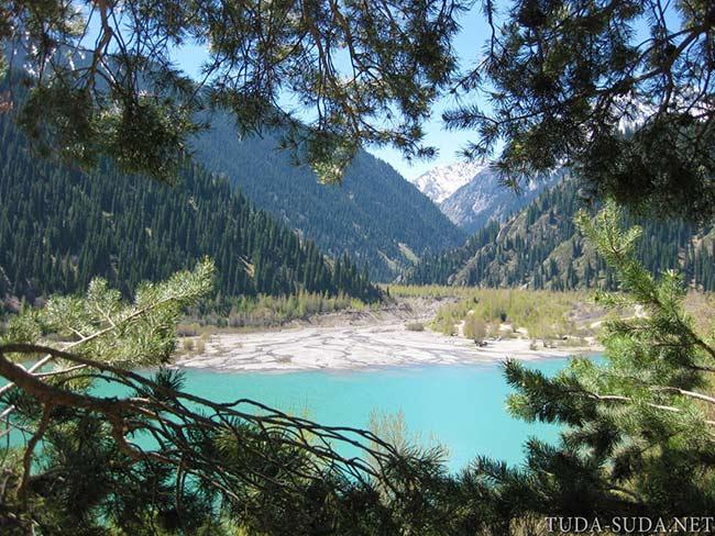 Озеро Иссык, Алматы