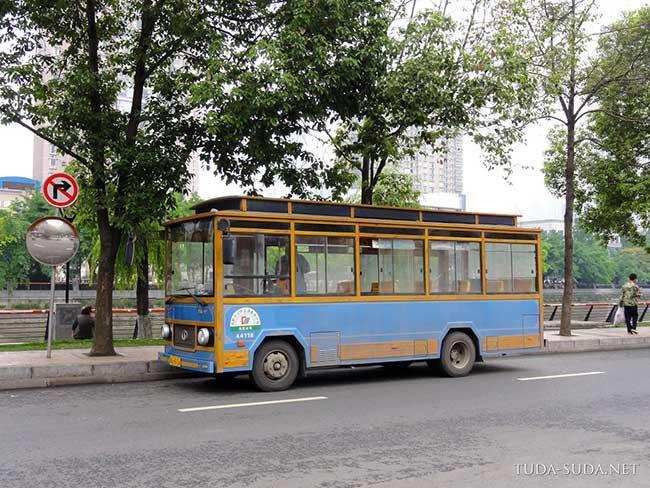 Автобус Чэнду