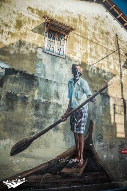 street-art penang