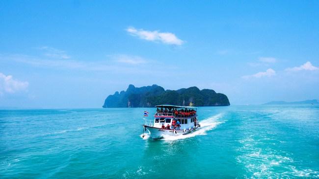 паром Таиланд