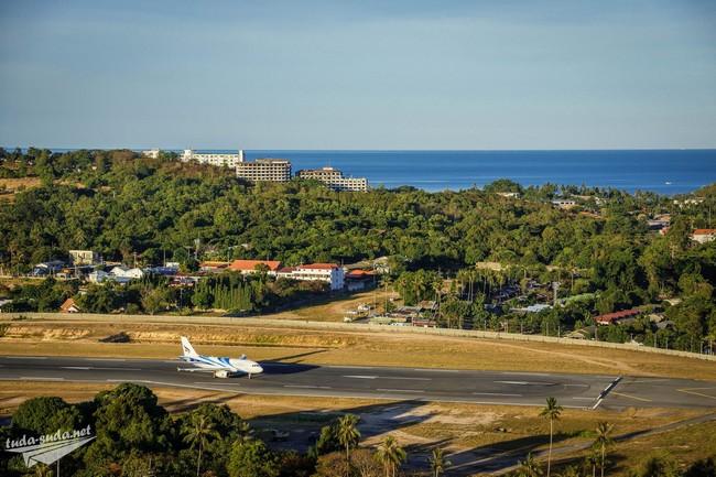 Аэропорт Самуи фото