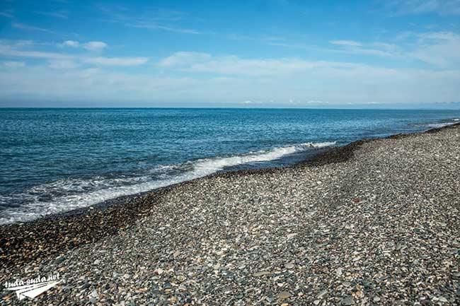 Пляж Батуми фото