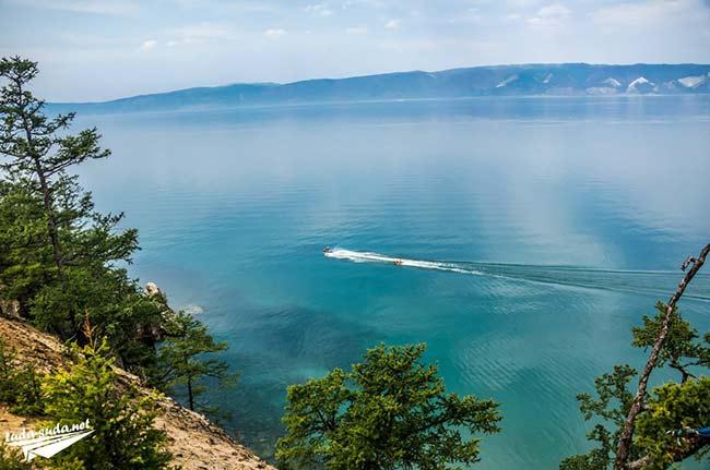 Где можно купаться на байкале летом