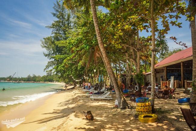 пляж Вунг Бау Фукуок