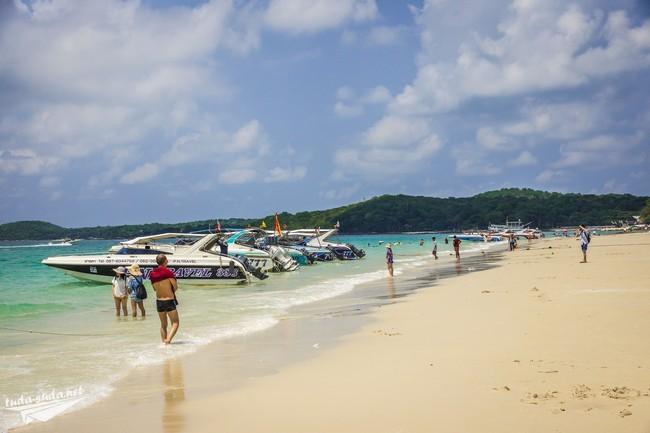 пляжи острова Самет