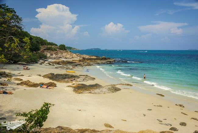 Пляж Нуан Ко Самет