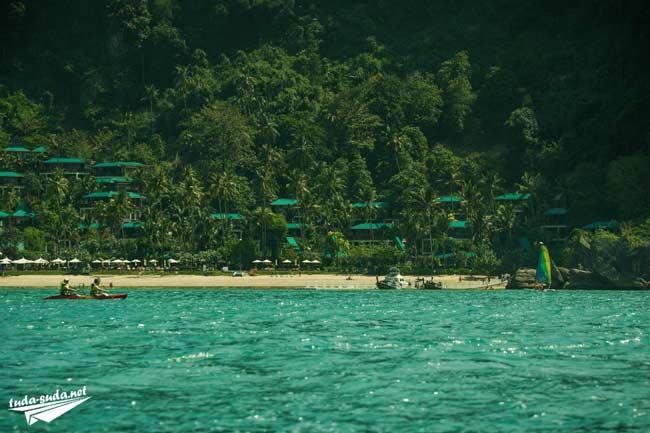 пляж Сентара Рейли