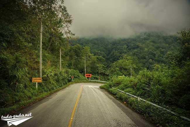 Таиланд дорога