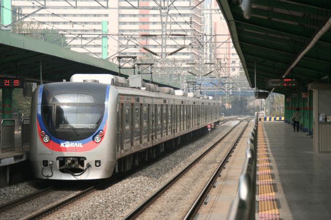 Сеул метро