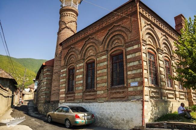 Мечеть Омар Эфенди Шеки