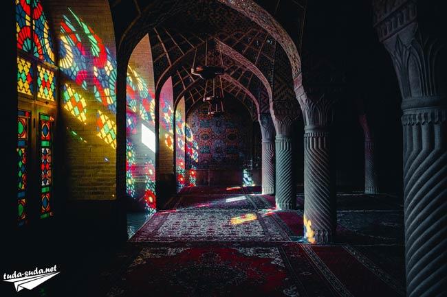 Nasir-al-Molk Mosque Shuraz
