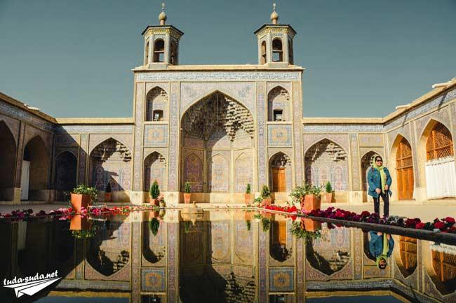 Мечеть Шираз