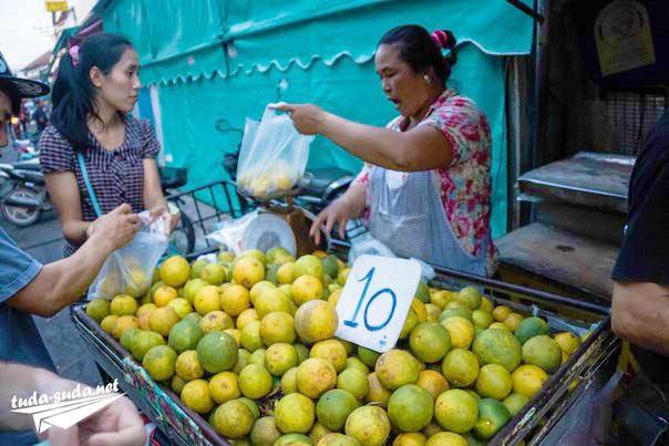 Рынок в Чианг Мае