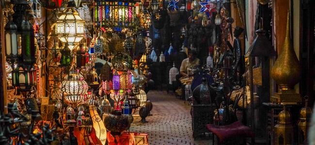 Что привезти из Марокко?