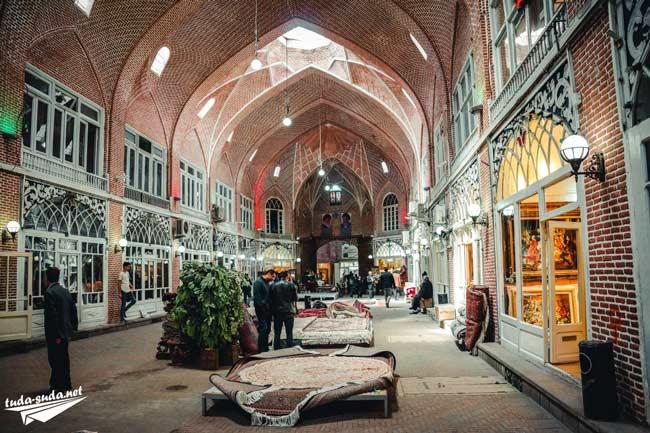 bazar Tabriz Iran