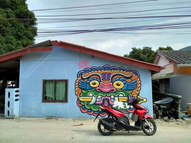 Аренда байка Таиланд
