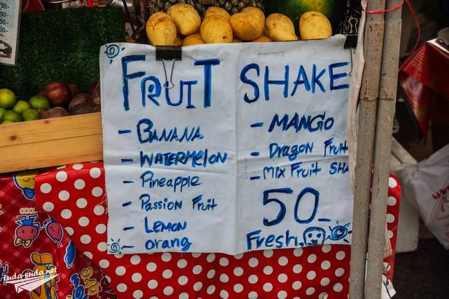 цены на шейки в таиланде