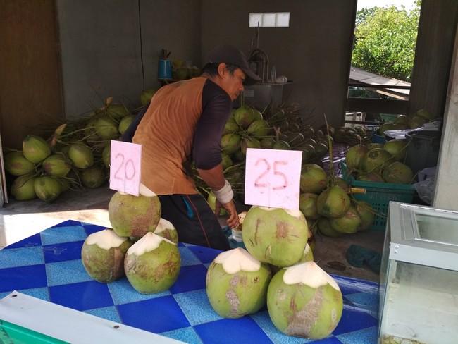 кокос стоимость Пхукет