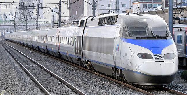Поезд KTX