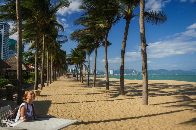 Нячанг пляж фото