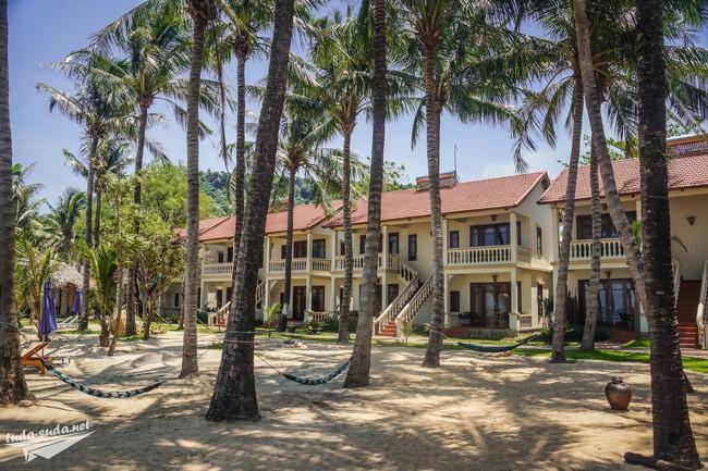 отели вьетнам фото