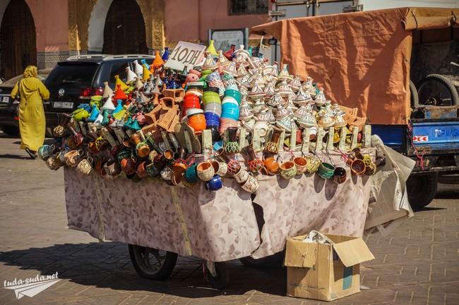 Цены в Марокко на сувениры