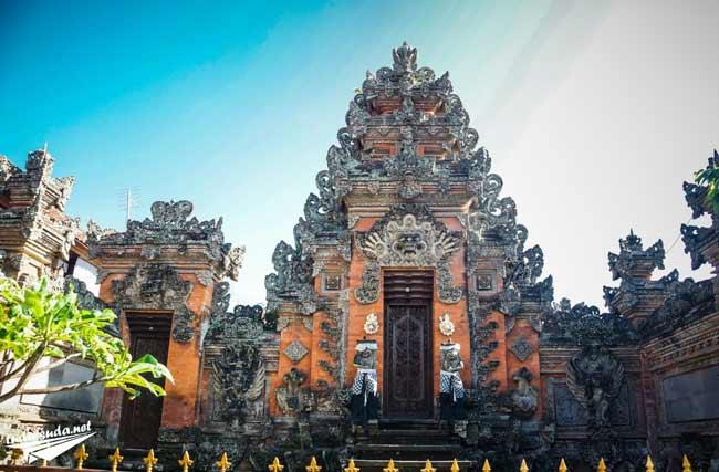 Храмы Убуда
