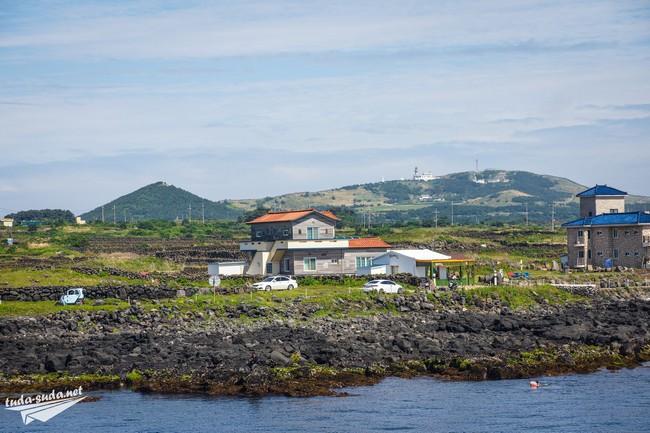 Остров Удо отели