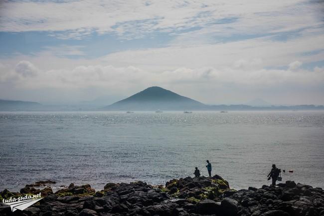 Sea volcano