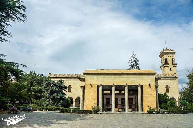 Музей Сталина Гори Грузия