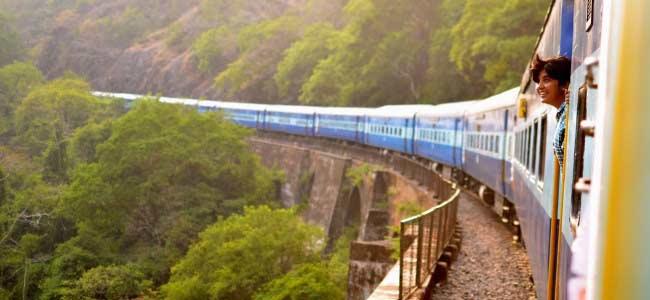 Вьетнамские поезда