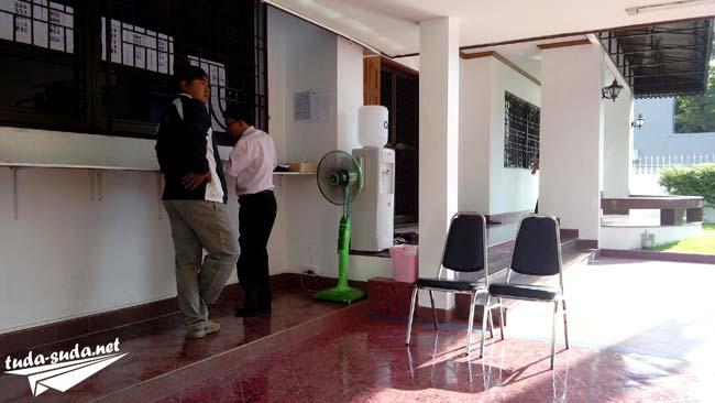 Получение визы в Мьянму в Чианг Май, Таиланд