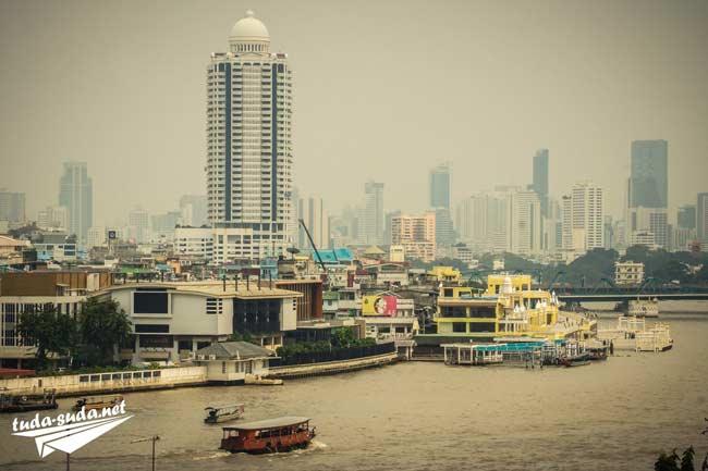 Бангкок Чао Прайя