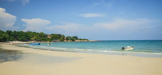 Пляж Вонг Дуан Ко Самет