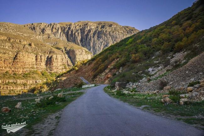 Азербайджан горы