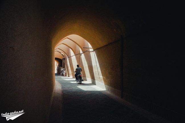 Старый город Язд