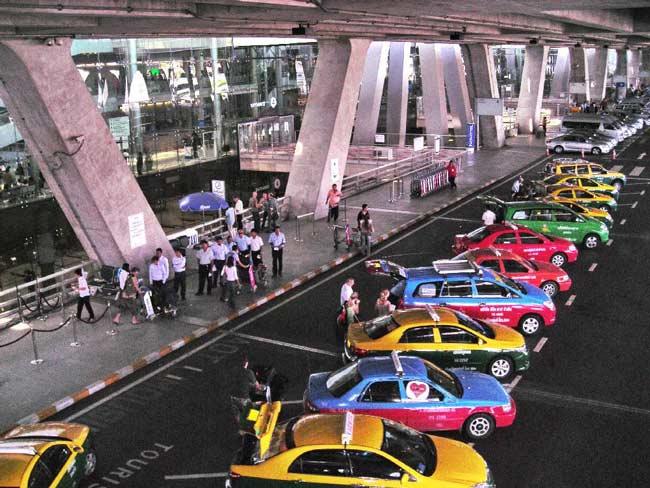 Аэропорт Бангкока - табло, схема и отели рядом
