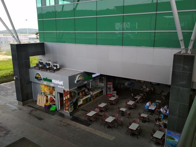 аэропорт фукуок кафе