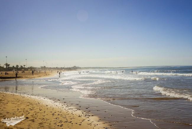 Атлантический океан Марокко