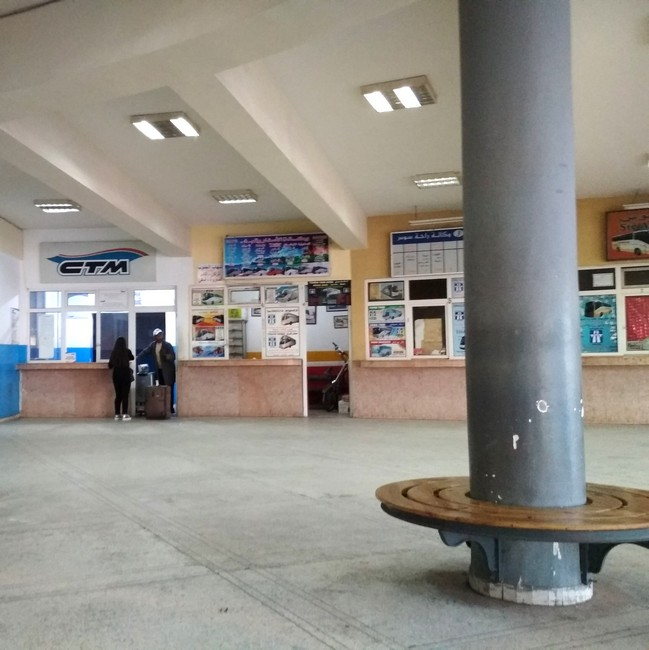 агадир автовокзал
