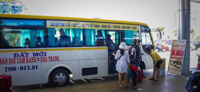 Аэропорт Камрань как добраться до Нячангаа