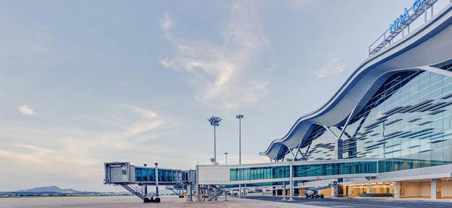 Аэропорт Камрань Нячанг