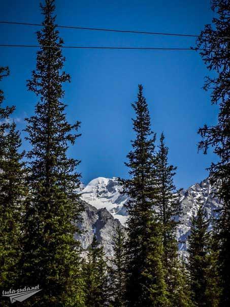 Горы Ала-Арча