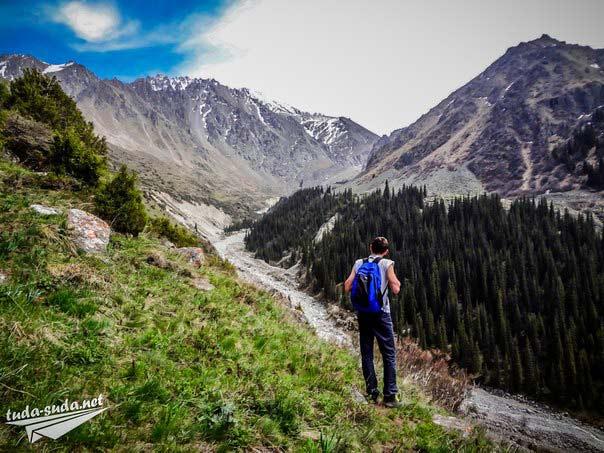 Горы Киргизии