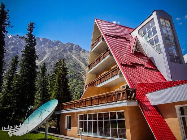 Гостиница Ала-Арча фото