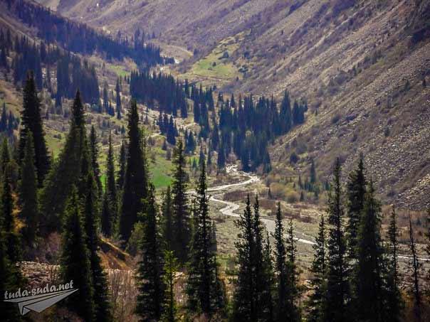Ала-Арча Киргизия